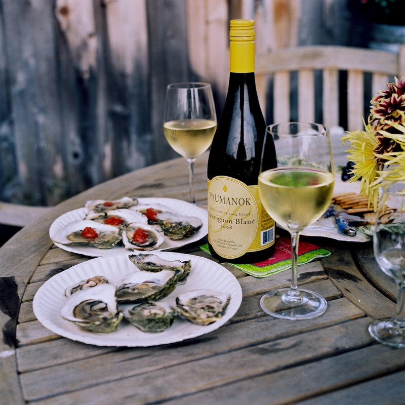 Oysters, Every Saturday in October